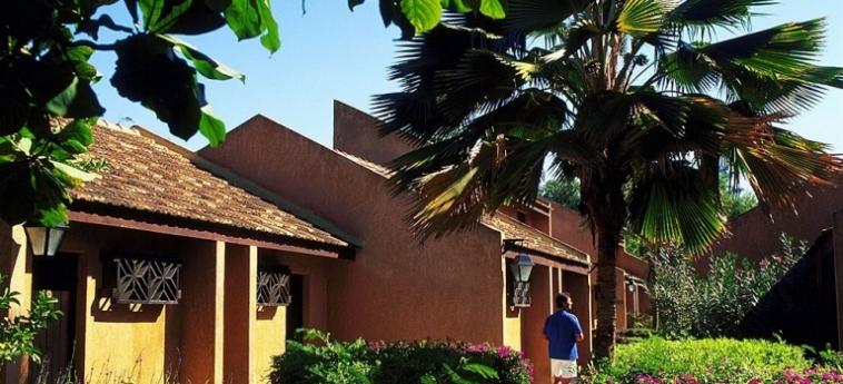Hotel Les Filaos: Camera Quadrupla MBOUR