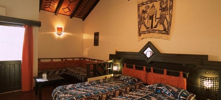Hotel Les Filaos: Dining Area MBOUR