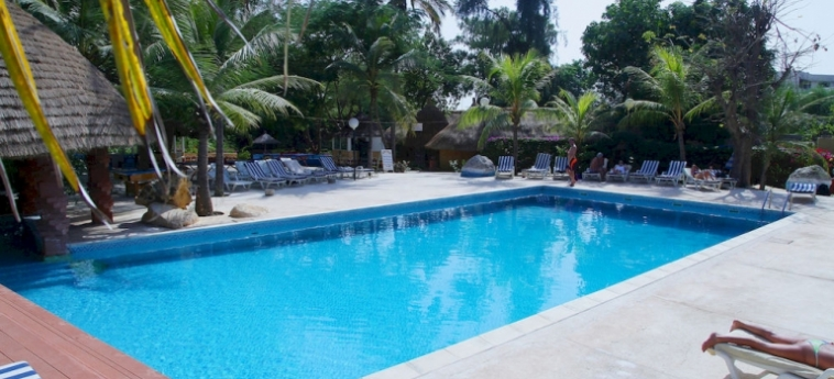 Hotel Les Bougainvillees Saly Senegal: Capilla MBOUR