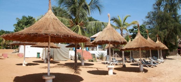 Hotel Les Bougainvillees Saly Senegal: Sala da Ballo MBOUR