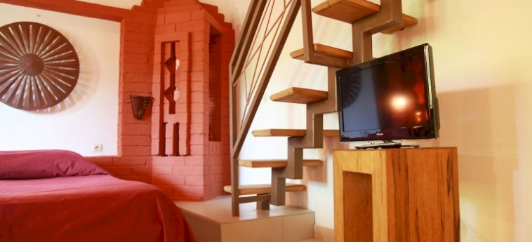 Hotel Les Bougainvillees Saly Senegal: Sala Riunioni MBOUR