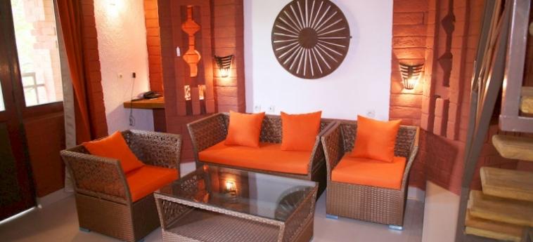 Hotel Les Bougainvillees Saly Senegal: Sauna MBOUR