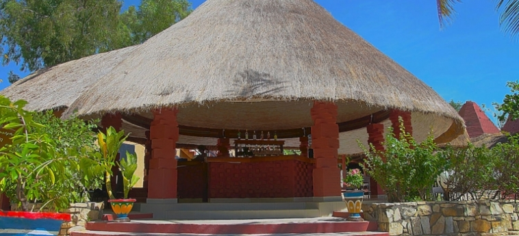Hotel Les Bougainvillees Saly Senegal: Villa MBOUR