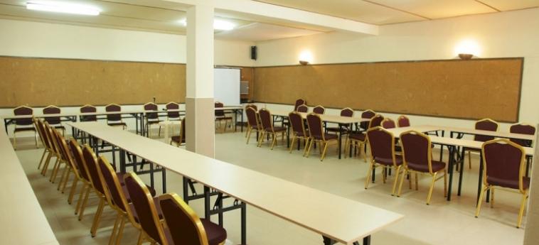 Hotel Les Bougainvillees Saly Senegal: Dettagli Strutturali MBOUR