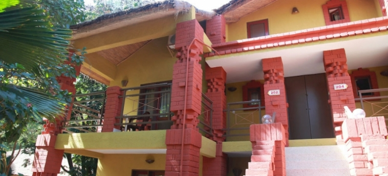 Hotel Les Bougainvillees Saly Senegal: Wohnung MBOUR