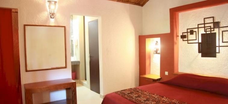 Hotel Les Bougainvillees Saly Senegal: Bar MBOUR