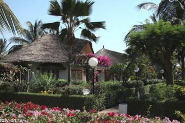 La Teranga Hotel & Villas Saly: Camera Quadrupla MBOUR
