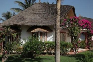 La Teranga Hotel & Villas Saly: Außen MBOUR