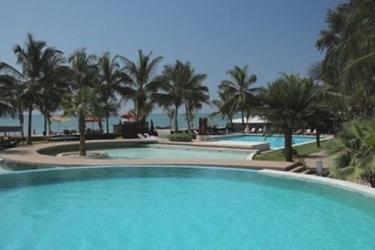 La Teranga Hotel & Villas Saly: Badezimmer MBOUR