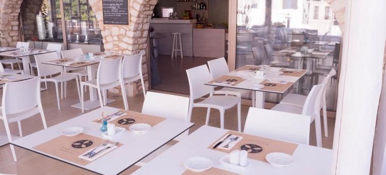 Hotel Les Amaryllis Saly: Bar Exterieur MBOUR