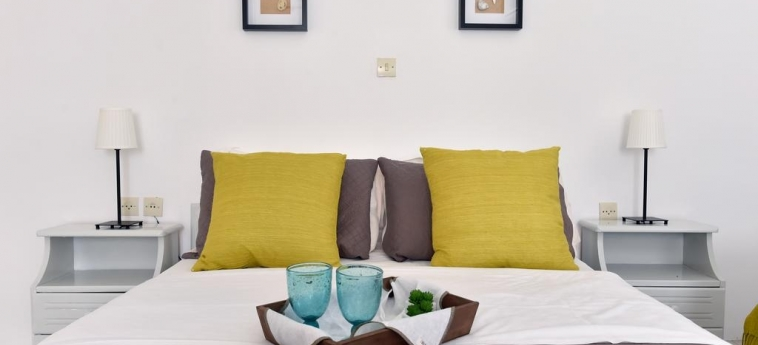 Hotel Les Amaryllis Saly: Chambre Double MBOUR