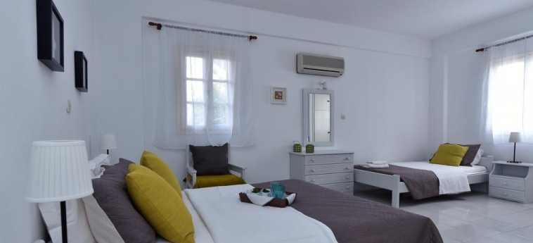 Hotel Les Amaryllis Saly: Chambre Family MBOUR