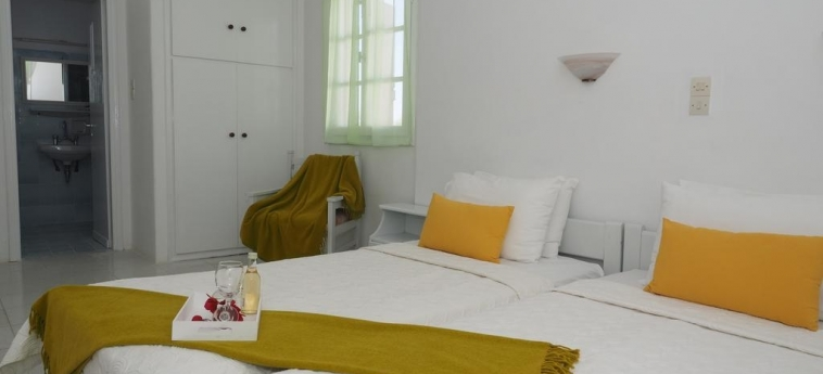 Hotel Les Amaryllis Saly: Chambre jumeau MBOUR