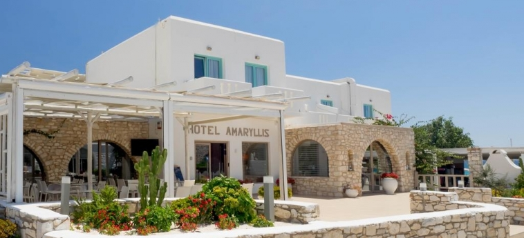 Hotel Les Amaryllis Saly: Außen MBOUR