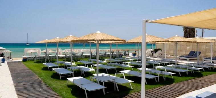 Hotel Les Amaryllis Saly: Strand MBOUR