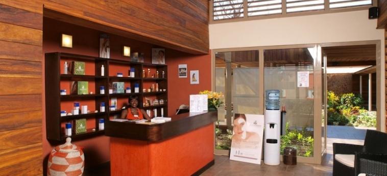 Hotel Palm Beach: Habitación MBOUR
