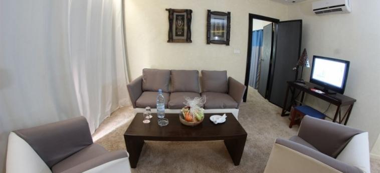 Hotel Palm Beach: Hall MBOUR
