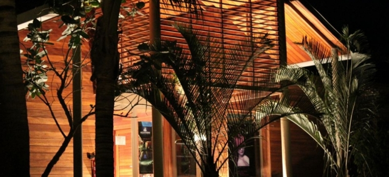 Hotel Palm Beach: Palestra MBOUR