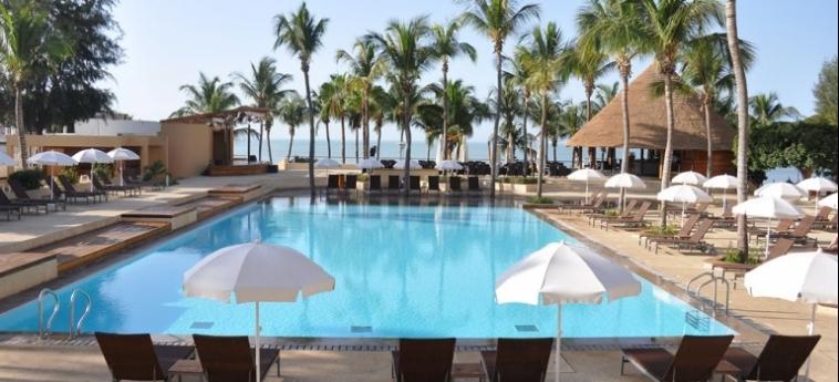 Hotel Palm Beach: Activité MBOUR