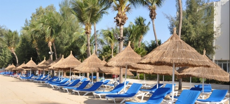 Hotel Palm Beach: Appartement MBOUR