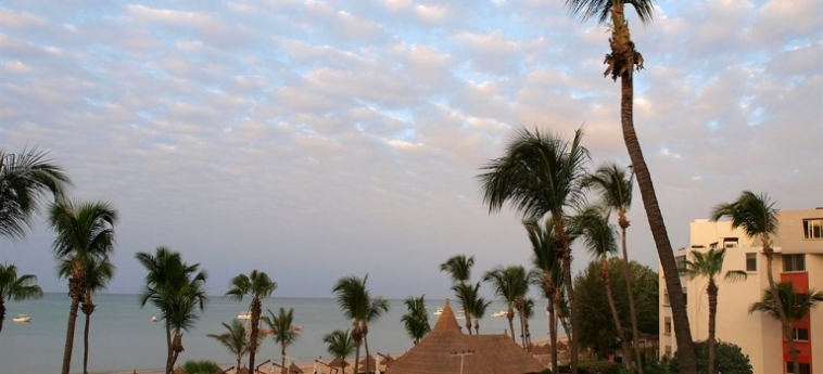 Hotel Palm Beach: Chambre executive MBOUR