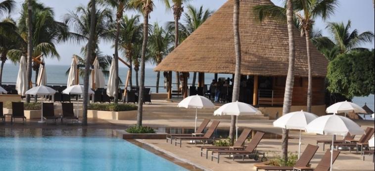 Hotel Palm Beach: Chambre Li Galli MBOUR