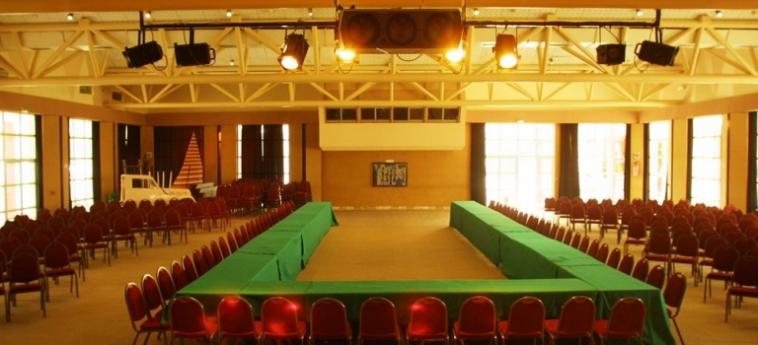Hotel Palm Beach: Salle de Réunion MBOUR
