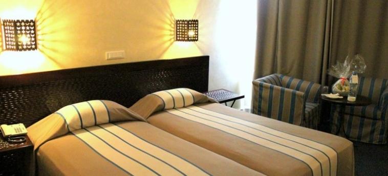 Hotel Palm Beach: Spa MBOUR