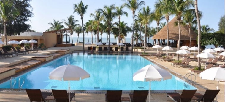 Hotel Palm Beach: Activities MBOUR