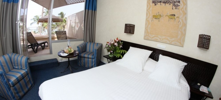 Hotel Palm Beach: Jacuzzi MBOUR