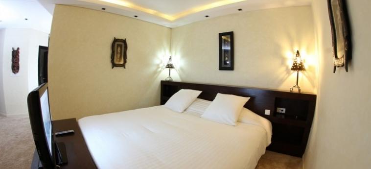 Hotel Palm Beach: Sauna MBOUR