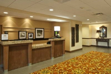 Hotel Hampton Inn & Suites Mcallen: Lobby MCALLEN (TX)