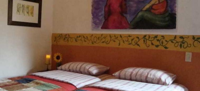 Casa Mosaico Hotel Boutique: Chambre MEDELLIN