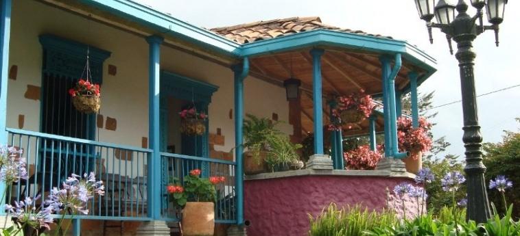 Casa Mosaico Hotel Boutique: Extérieur MEDELLIN