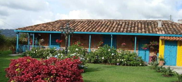 Casa Mosaico Hotel Boutique: Exterieur MEDELLIN
