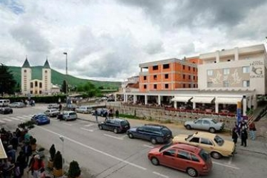Hotel Grace: Bar MEDJUGORJE
