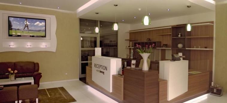 Hotel Herceg: Reception MEDJUGORJE