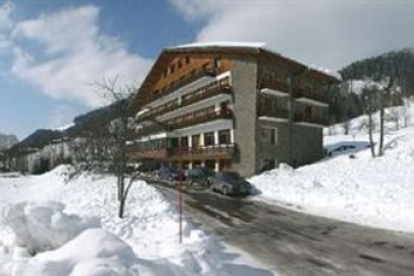 Hotel Vacances Bleues Les Chalets Du Prariand: Soggiorno E Angolo Cottura MEGEVE