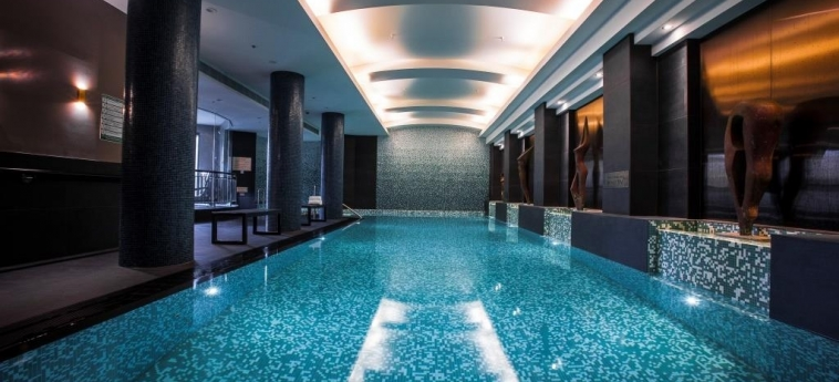 Hotel Quay West Suites Melbourne: Swimming Pool MELBOURNE - VICTORIA