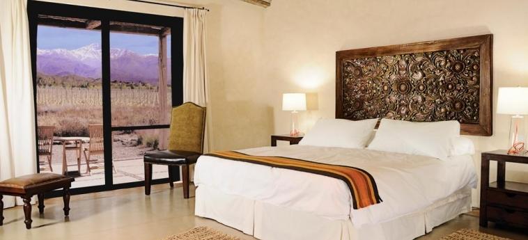 Hotel Alpasion Lodge: Habitaciòn Superior MENDOZA
