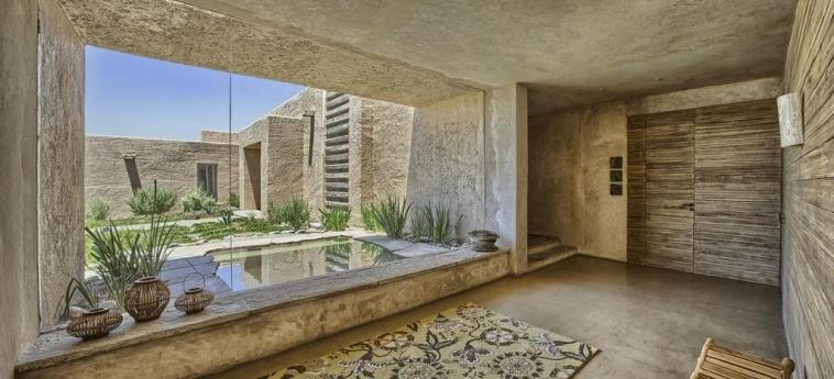 Hotel Alpasion Lodge: Interior MENDOZA