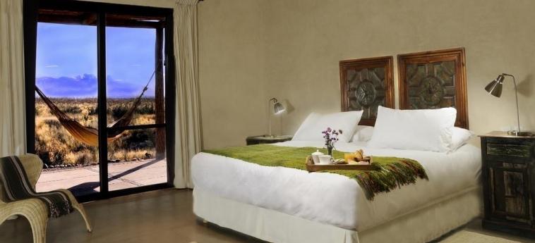 Hotel Alpasion Lodge: Camera Superior MENDOZA