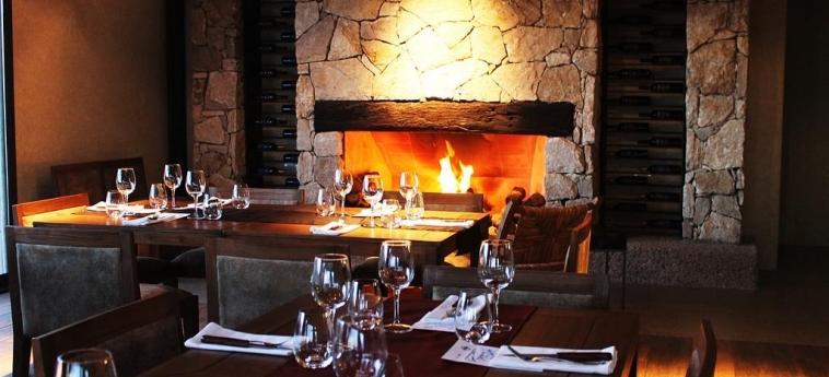 Hotel Alpasion Lodge: Ristorante MENDOZA