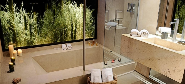 Hotel Alpasion Lodge: Bathroom Shower MENDOZA