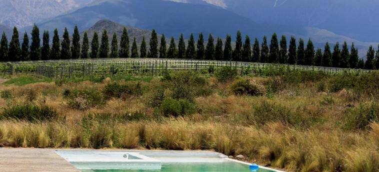 Hotel Alpasion Lodge: Pool MENDOZA