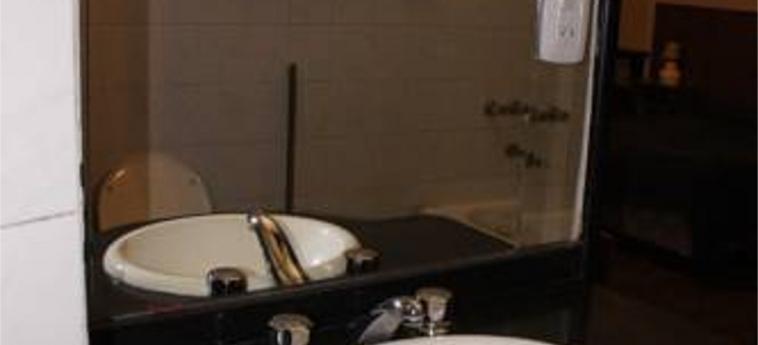 Hotel America: Badezimmer MENDOZA