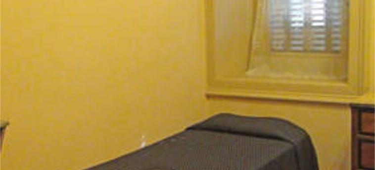 Hotel America: Schlafzimmer MENDOZA