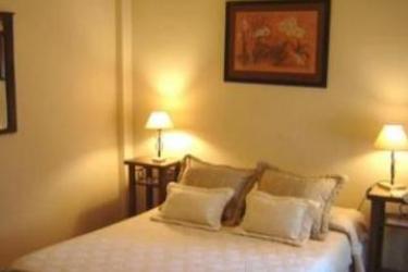 Ariosto Hotel & Suites: Schlafzimmer MENDOZA
