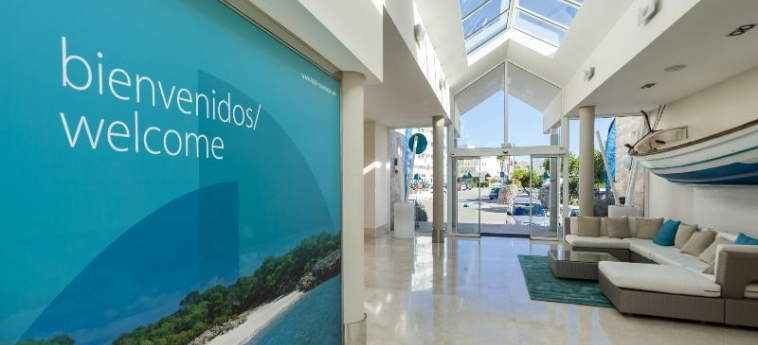 Casas Del Lago Hotel, Spa & Beach Club - Adults Only: Lobby MENORCA - ISLAS BALEARES