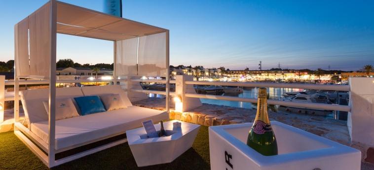 Casas Del Lago Hotel, Spa & Beach Club - Adults Only: Terraza MENORCA - ISLAS BALEARES